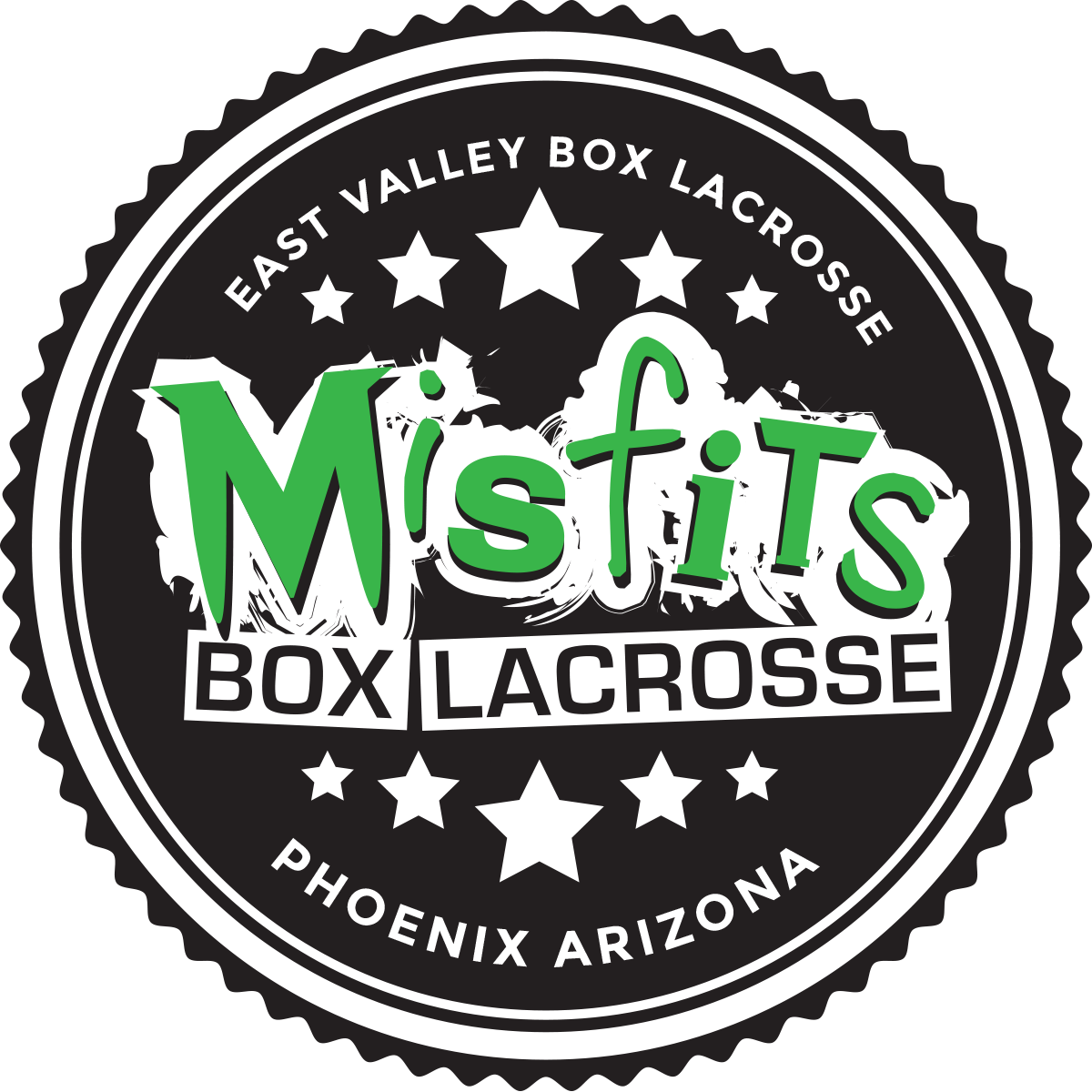 Misfits Box Lacrosse League